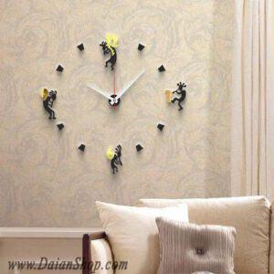 ساعت دیواری کوکوپلی مدل 4207