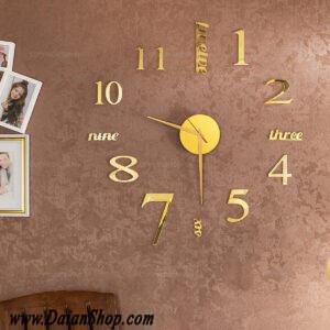 ساعت دیواری Zaman مدل 12370
